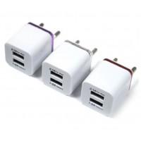 "Зарядное устройство ""Кубик"" два USB"