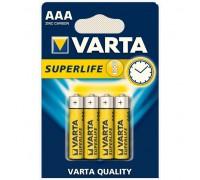 Батарейки VARTA SUPERLIFE AAA