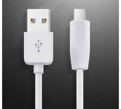 Кабель для зарядки смартфонов НОСО X1 USB Type-C быстрая зарядка 2.1A 1 метр