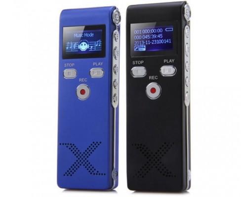 Цифровой диктофон GLK GH-810 8GB