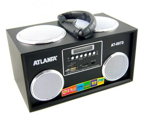 Акустическая колонка ATLANFA AT-8973