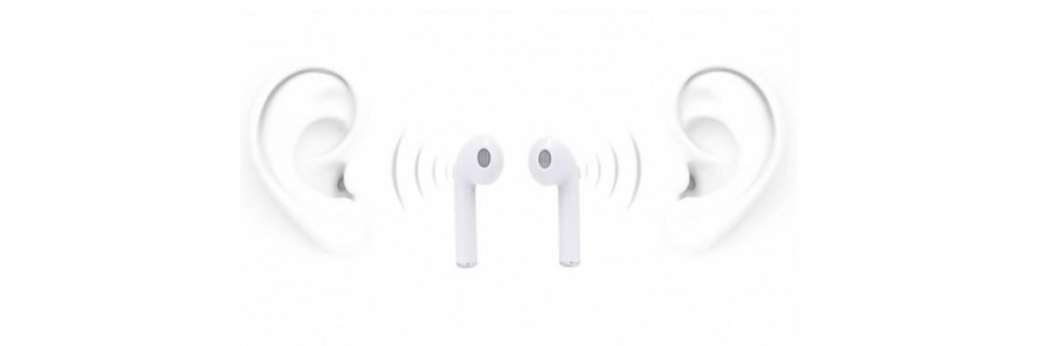 Беспроводные Bluetooth наушники HBQ i7 Airpods