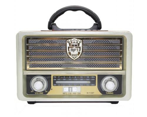Радиоприемник Meier M-U113BT