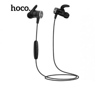 Спортивные беспроводные  bluetooth наушники Hoco ES8 с микрофоном на шею магнитные