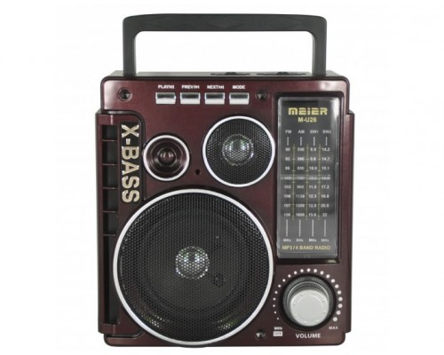 Радиоприемник Meier M-U26