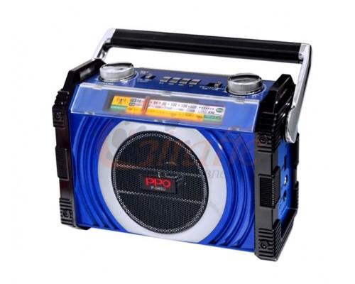 Радиоприемник PPO P-045U с фонариком