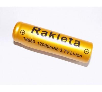 Li-ion аккумулятор Rakieta 3.7 V 18650 12000 mAh